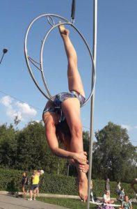 Наталья Кочнева Воздушное кольцо